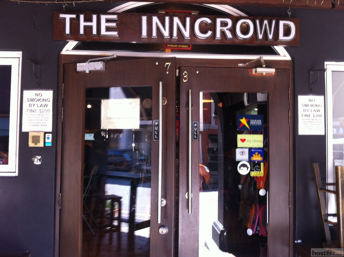 The InnCrowd Backpackers Hostel 2, Singapore City