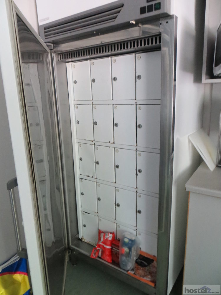 Refrigerator on my floor