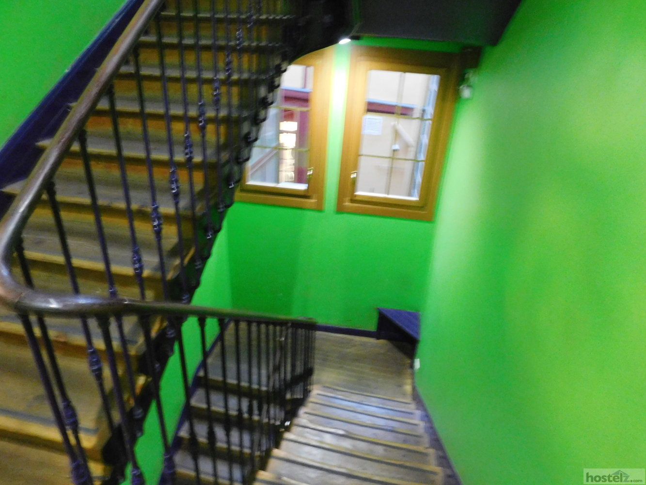 Common area: Stairs