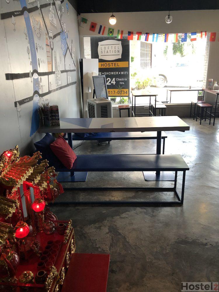 Loftel Station Hostel Bangkok Thailand Reviews Hostelz Com