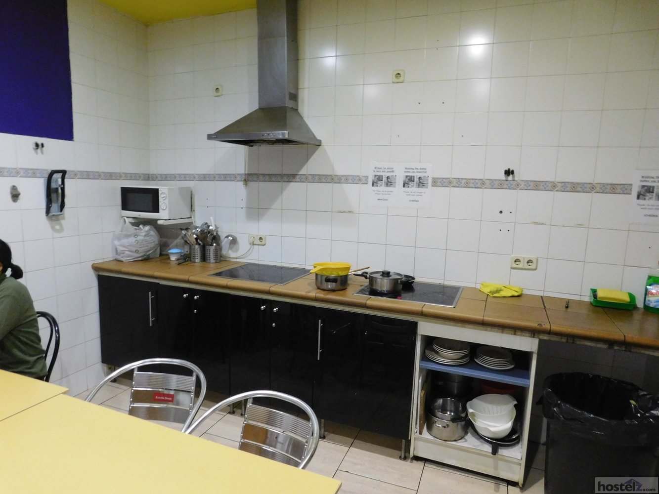 Common area: Kitchen