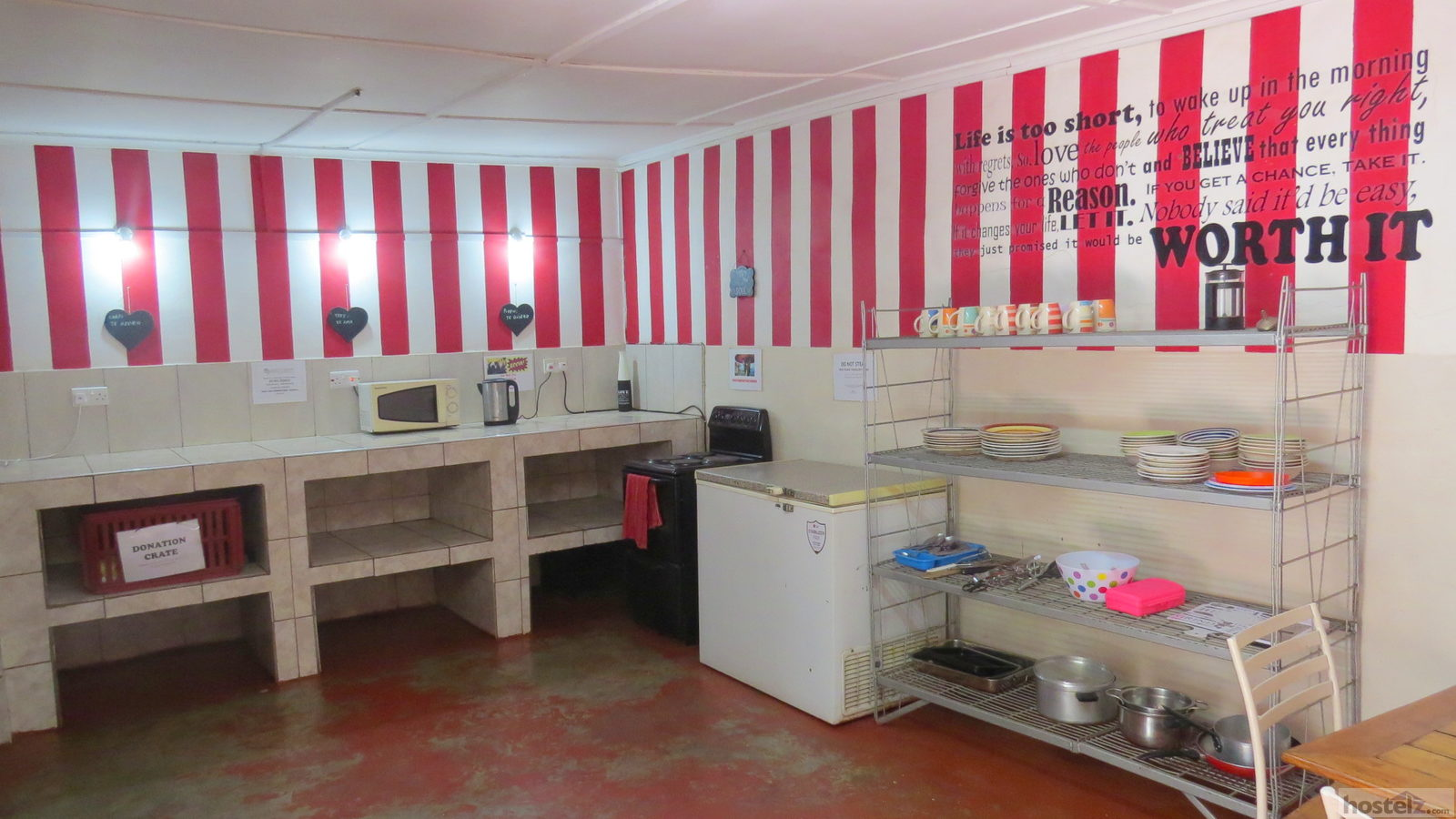 Self Caterers' Kitchen