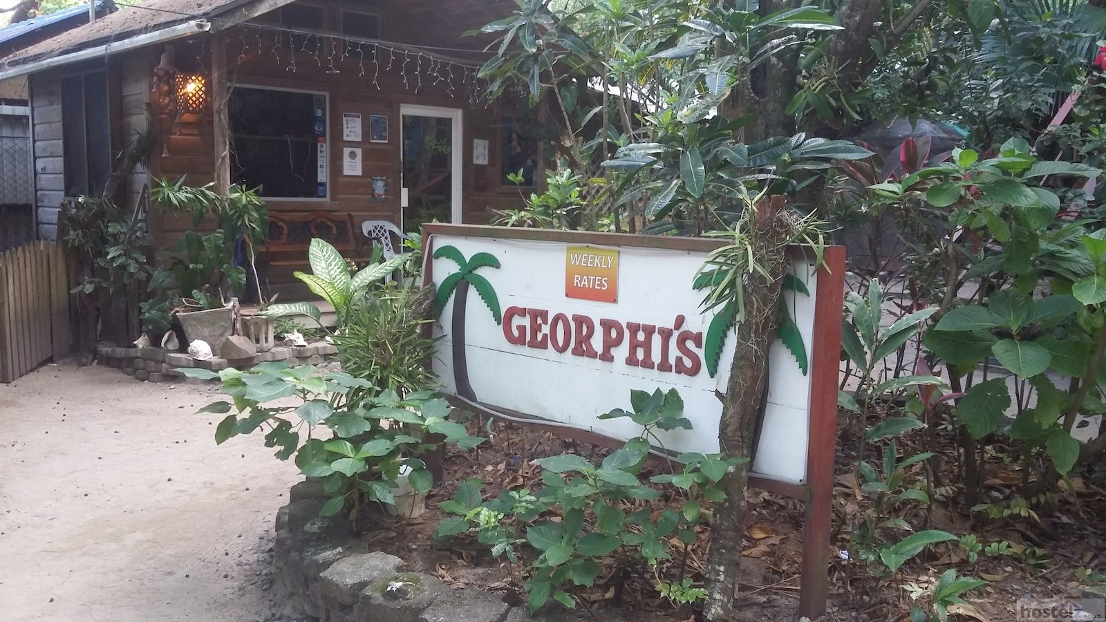 Georphi's, West End