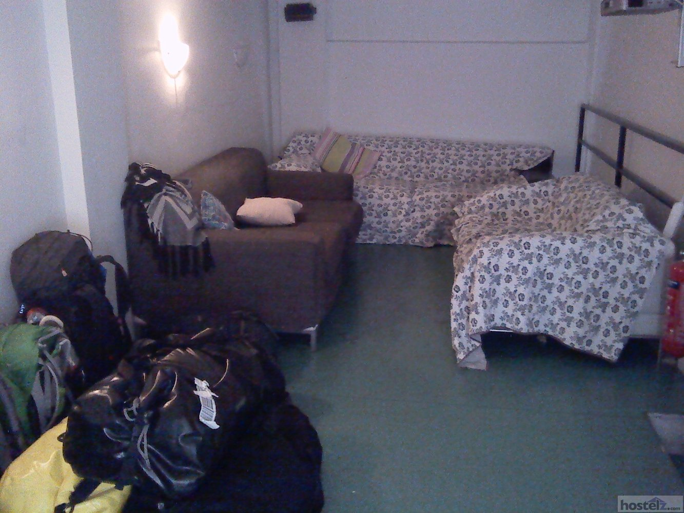 Luggage Room/Common Room